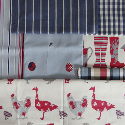 Fabric Bundle 017 - £10.00 BUNDLE PRICE