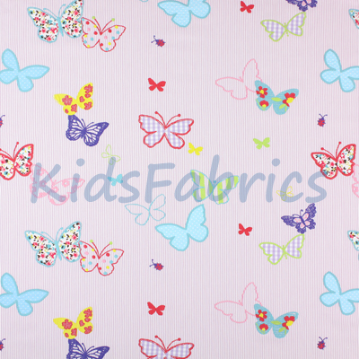 Butterfly - Tropical - £45.50 Per Metre