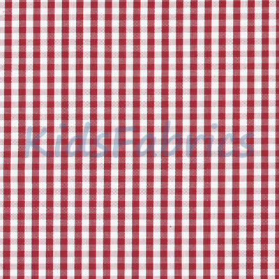 Regatta Boats Marine Embroidered Red And Blue Boat Fabric