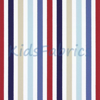 Crew - Marine Stripe - £24.95 Per Metre