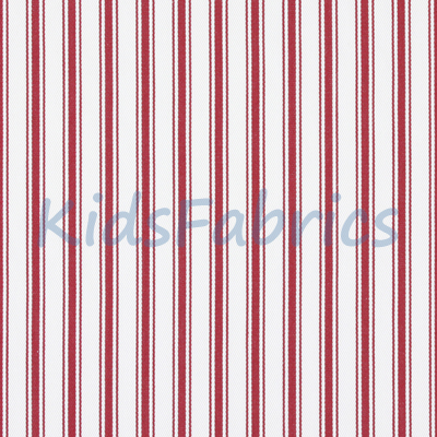 Deck - Red Stripe - £23.75 Per Metre