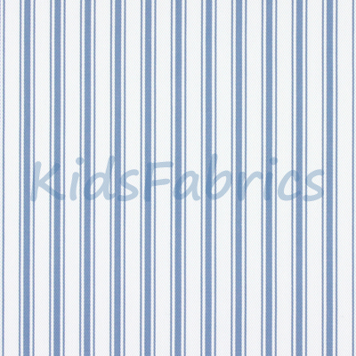 Deck - Denim Stripe - £19.75 Per Metre
