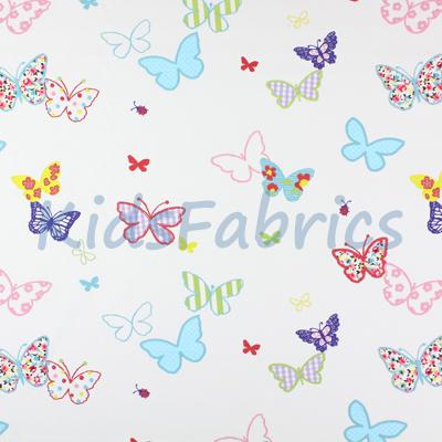 Flutter - Tropical - £52.00 Per Metre