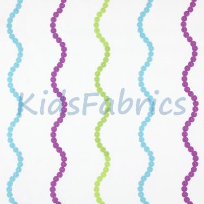 Rick Rack - Paradise Stripe - £29.50 Per Metre