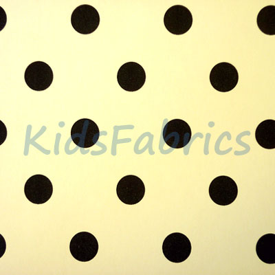 WALLPAPER: Polka dot - Graphite - £23.95 per roll
