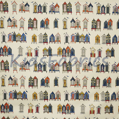 Beach Hut - Antique - £11.95 per metre