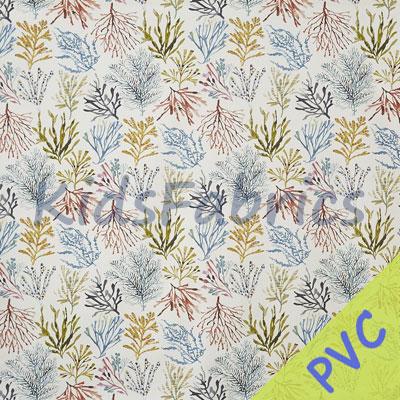 Coral - Tropical [PVC] - £14.95 per metre