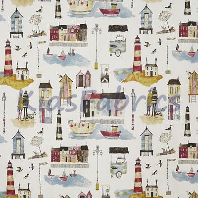 SeaSide - Vintage - £12.50 per metre