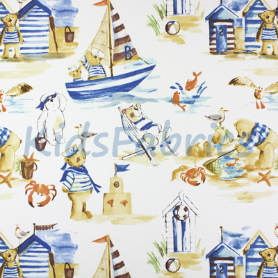 Remnant 1333: Seaside denim [0.80 metre] - £6.50 ITEM PRICE