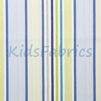 Addison - Cornflower Stripe - £12.50 per metre
