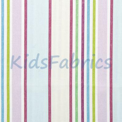 Addison - Lavender Stripe - £12.50 per metre