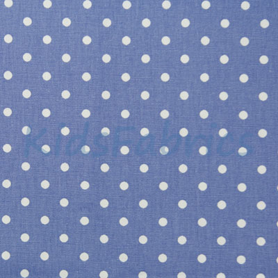 Nancy - Cornflower - £11.95 per metre