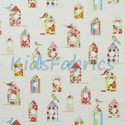 Aviary - Chintz [SALE] - £8.50 per metre
