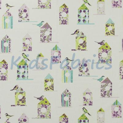 Aviary - Lavender - £11.95 per metre