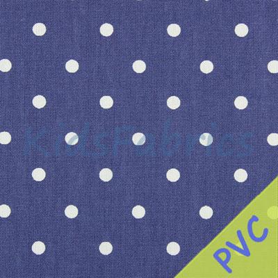Fullstop - Denim [PVC] - £14.95 per metre