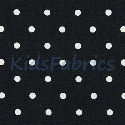Remnant 1324: Dotty - charcoal [1.0 metre] - £8.50 ITEM PRICE