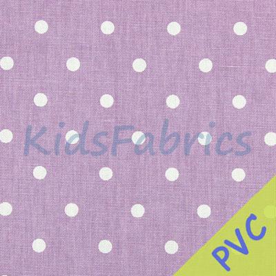 Fullstop - Lilac [PVC] - £14.95 per metre