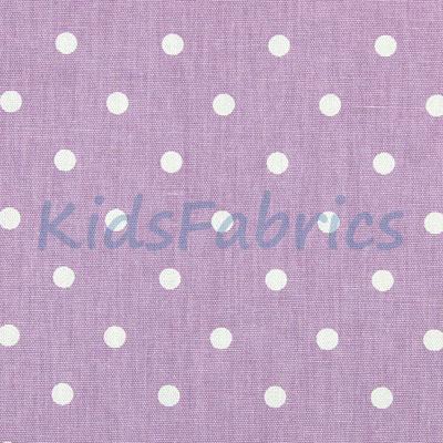 Full Stop - Lilac - £12.50 per metre