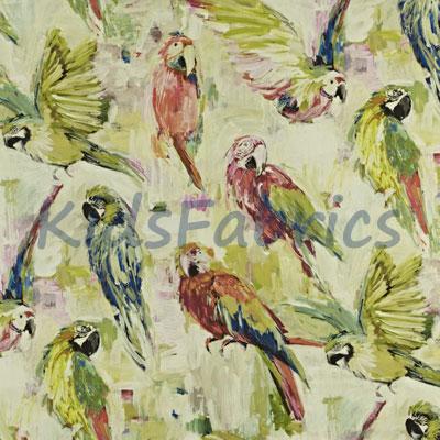 Macaw - Hibiscus - £23.95 per metre
