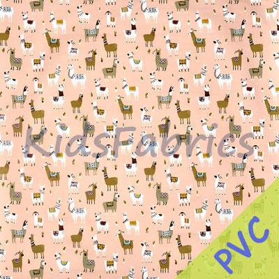Alpaca - Bon Bon [PVC] - £14.95 per metre
