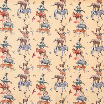 Animal Kingdom - Candyfloss - £17.50 per metre