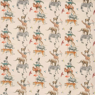 Animal Kingdom - Rainbow - £17.50 per metre