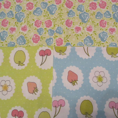 Fabric Bundle 001 - £8.00 Item Price
