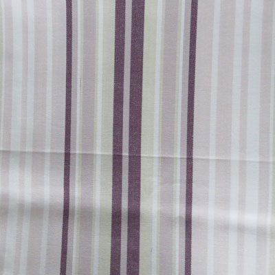 1688: Stripe - Aubergine [1 Mtr Roll End] - £8.50 ITEM PRICE