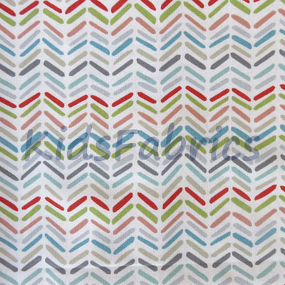 Celeste Stripe - Spice - £13.95 per metre