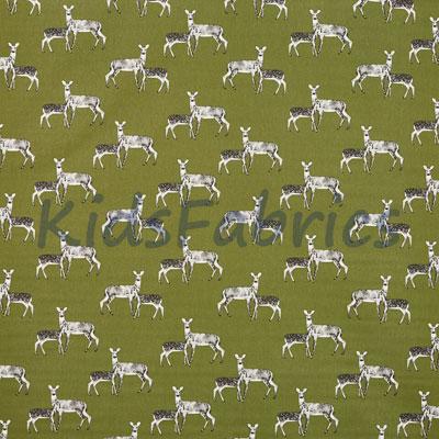 Deer - Lichen - £12.95 Per Metre