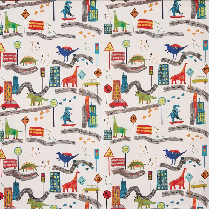 Dino City - Jungle - £17.50 per metre