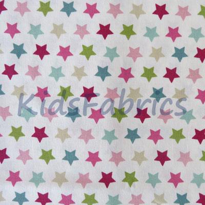 Galaxy - Pink - £13.00 per metre