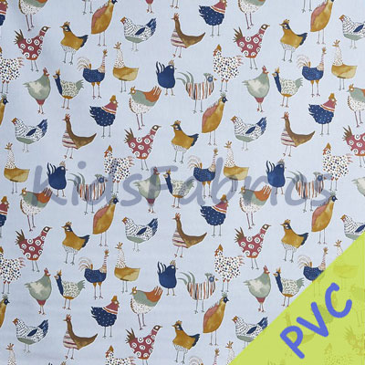 Harriet Hen - Colonial [PVC] - £14.95 per metre