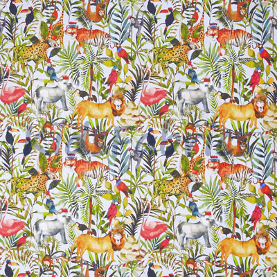 King Of The Jungle - Waterfall - £14.75 per metre