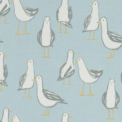 Laridae - Duck Egg - £15.00 per metre