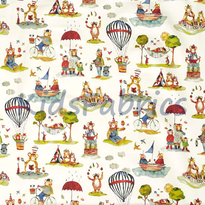 Little Bear - Vintage - £15.50 per metre