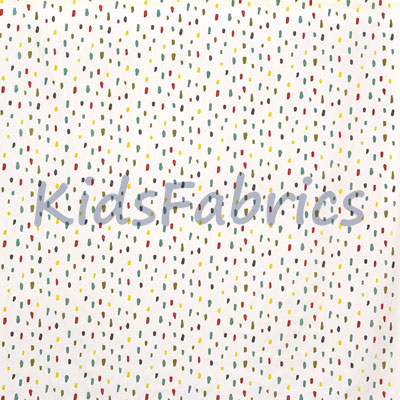 Lots of Dots - Tropical - £32.00 per metre