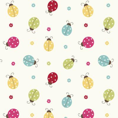 Ladybird - Multi - £13.00 per metre