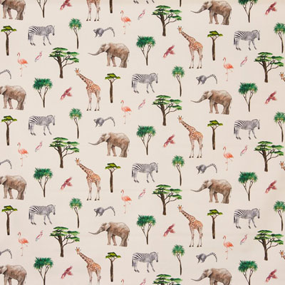 On Safari - Jungle - £17.50 per metre