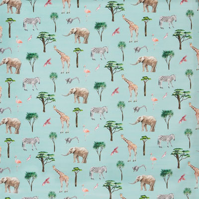On Safari - Rainbow - £17.50 per metre