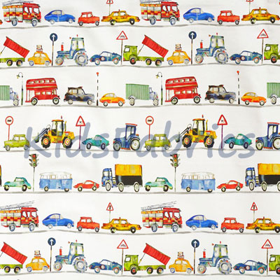 On The Road - Paintbox - £15.00 per metre