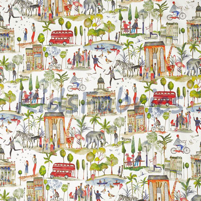 Out and About - Paintbox - £15.50 per metre
