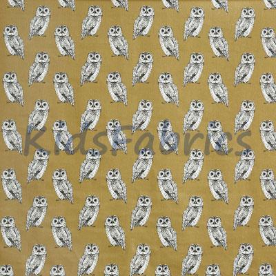 Owl - Tawny - £12.95 Per Metre