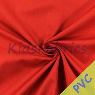Red - Plain [PVC] - £14.95 per metre