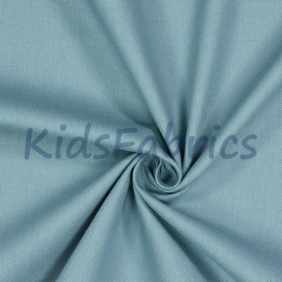 Teal Panama Cotton - £10.50 per metre
