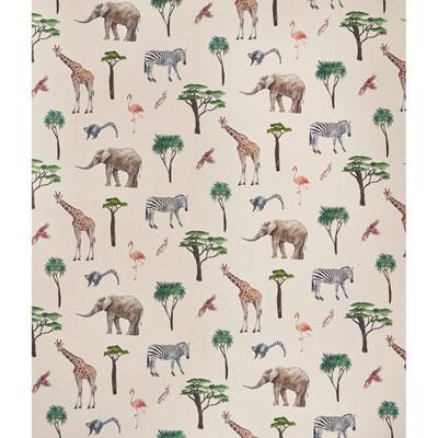 NEW: Safari park - Jungle [WALLPAPER] - £105.00 per roll