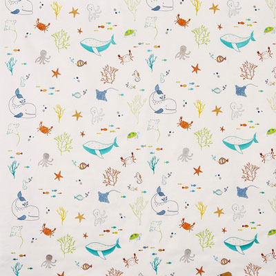 Splash - Jungle - £39.00 per metre