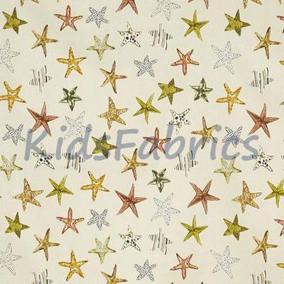 Starfish - Sand - £11.95 per metre