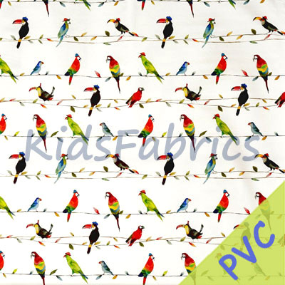 Toucan - Paintbox [PVC] - £14.95 per metre