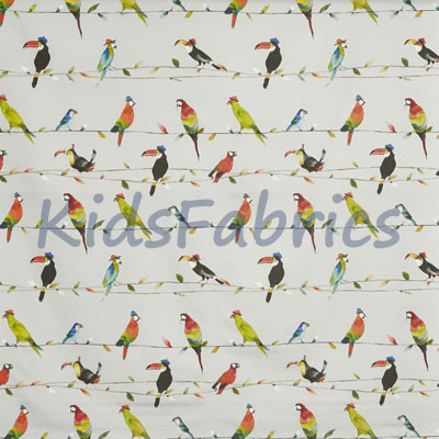 Toucan Talk - Tropical - £14.50 per metre